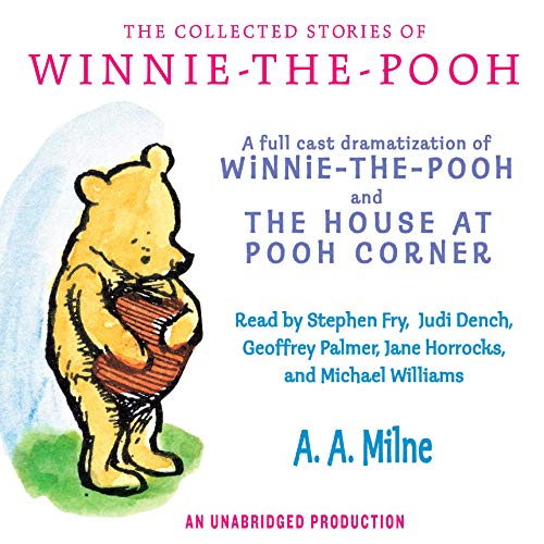 The Collected Stories of Winnie-the-Pooh audiobook cover art