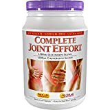 Andrew Lessman Complete Joint Effort 120 Packets – 1500 mg Glucosamine and 1200 mg Chondroitin per Packet, 100% Sulfate Form, Research Established Ingredients and Levels for Support of Healthy Joints