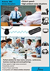 Personal amplifier wireless microphone amplifier gopro microphone hearing aid