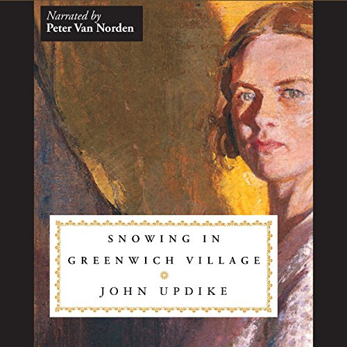Snowing in Greenwich Village  By  cover art