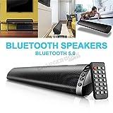 CHARGER DOCK TV sans Fil Bluetooth Soundbar Haut-Parleur / 20W stéréo HiFi Home...