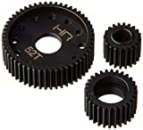 Hot Racing SSCP1000T Hardened Steel Gear Set - Wraith SCX10 AX10