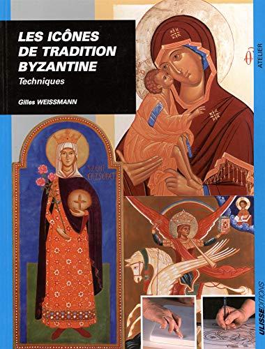 Les icônes de tradition Byzantine : Techniques
