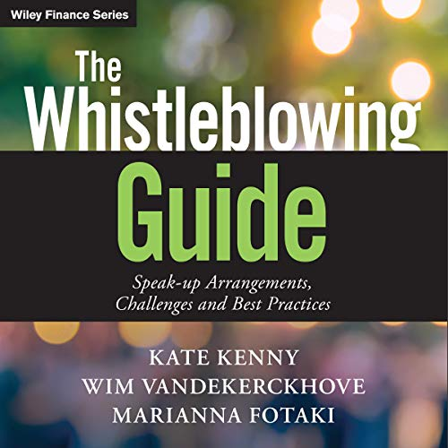The Whistleblowing Guide cover art