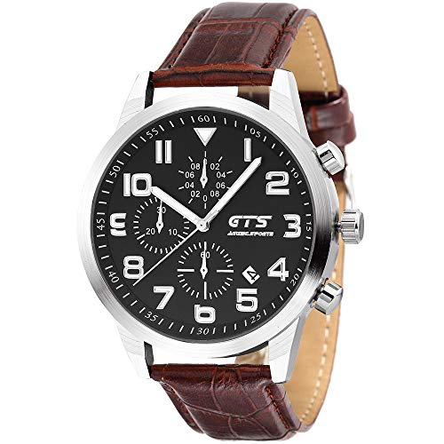 Find Discount Muranba WatchesFashion Creative Geometric Round Belt Men's Quartz Watch Gift