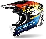 Airoh Helmet Twist 2.0 Lazyboy Gloss M, l17