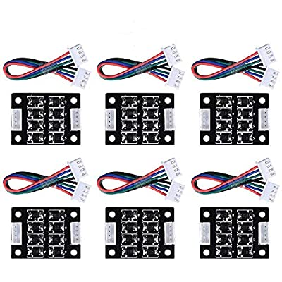 3Dman TL Smoothers kit addon module for pattern elimination motor filter clipping filter 3D printer motor drivers Controller (6pcs)