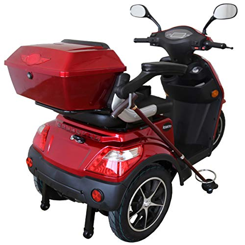 Dreirad Senioren Scooter Elektroroller Bild 2*