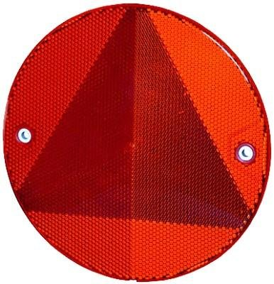 Hella Dreieckrückstrahler rot Klebebefestigung 8RA 343 220-007
