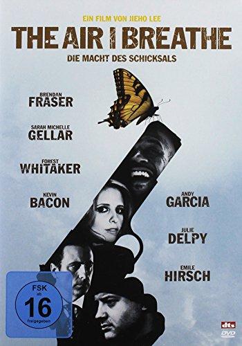 The Air I Breathe - Die Macht des Schicksals [Alemania] [DVD]