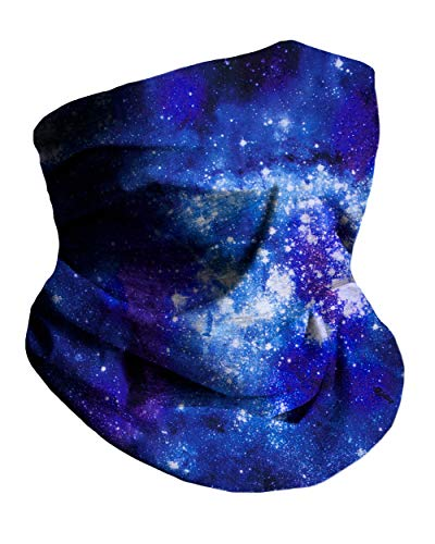 Into the AM Stardust Neck Gaiter Face Scarf Mask Bandana Gator