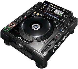 Pioneer CDJ-2000 Professional Multi Player - Reproductores de DVD (115 dB, 0,0018%, 4000 - 20000 Hz, AAC,AIFF,MP3,WAV, 3,5 mm, CD,CD-R,CD-RW)