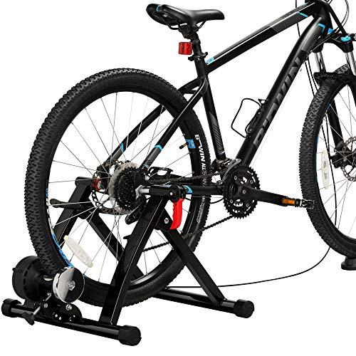 Yaheetech Rodillo de Bicicleta Rodillo Entrenador Resistencia 26 '' a 29 '' y 700C