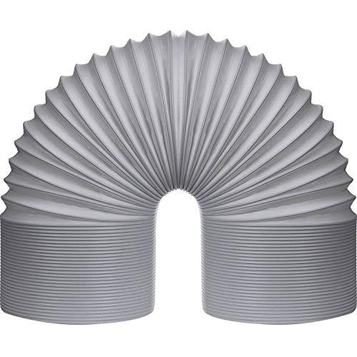 Tubo de escape universal Chen sen Lin1 para aire acondicionado, 15 cm x 13 cm, tubo de calor telescópico de acero