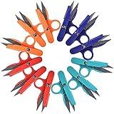 UCEC 12 Packs Yarn Scissors Fabric Scissors Embroidery Scissors, Mini Small Snips Trimming...