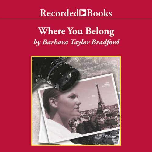 Where You Belong audiobook cover art