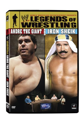 Legends of Wrestling 3: Andre Giant & Iron Sheik [DVD] [Import]
