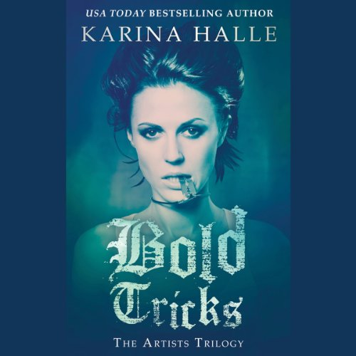 Bold Tricks audiobook cover art