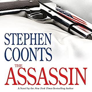 The Assassin                   By:                                                                                                                                 Stephen Coonts                               Narrated by:                                                                                                                                 Dennis Boutsikaris                      Length: 10 hrs and 59 mins     335 ratings     Overall 4.2