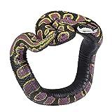 STOBOK Bracelet de Serpent réaliste Faux Jouet de Farce Bracelet de Serpent pour Halloween délicat Partie Fournitures Effrayant