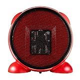 Eléctrico portáti de Aire Personal calefactor Mini calentador eléctrico Calentador de calor rápido ultraligero Adecuado for el calentador eléctrico de la habitación familiar para Hogar Oficina Interio