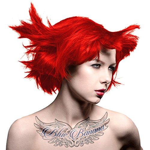 Manic Panic High Voltage Classic Cream Formula Colour Hair Dye (Pillarbox Red)