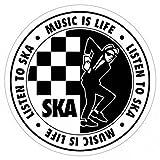 1art1 Ska - Listen to Ska, Music is Life Logo