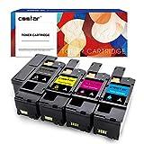 CSSTAR 4 cartuchos de tóner compatibles de repuesto para impresoras Xerox...