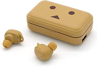ダンボー ワイヤレスイヤホン cheero DANBOARD Wireless Earphones powered by Qualcomm®aptX™ audio technology Bluetooth 5.1 自動ペアリング 高音質 CVC...