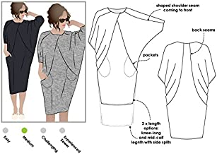 Style Arc Sewing Pattern - Hedy Dress (Sizes 04-16) - Click for Other Sizes Available
