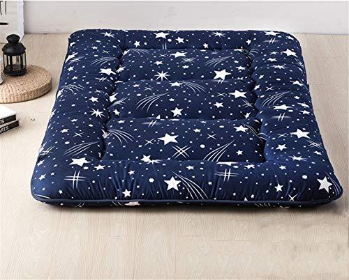 ZY&DD Giapponese Tatami Materasso,Thick Materasso,Pieghevoli Dormire Pad,Tatami da Terra Morbidi futon, Dormire Pad-J 135x200cm(53x79inch)