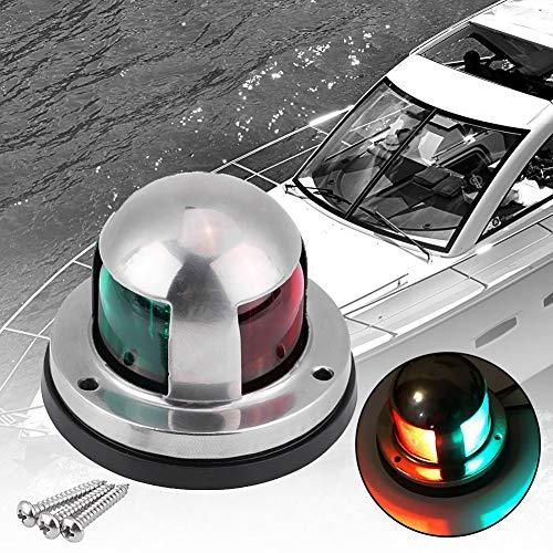 fuchsiaan Lumière Imperméable Lumineuse Rouge De Pont De Bateau De Yacht De Lumière Lumineuse De Signal De Navigation du Rouge Vert LED Rouge, Vert