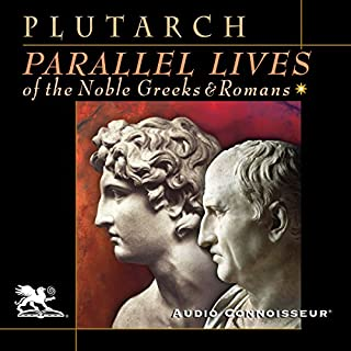 Parallel Lives of the Noble Greeks and Romans cover art