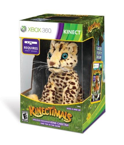 Kinect Kinectimals XB360 S.E. Cheeta Gepard