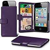 i-Tronixs (Dark Purple 5.5 inch) case for BLU Vivo XL 2