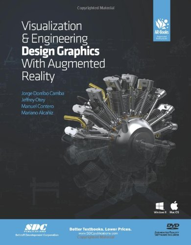 Visualization & Engineering Design Graphics with Augmented Reality