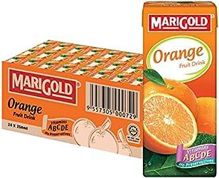 MARIGOLD Orange Drink, 24 x 250ml