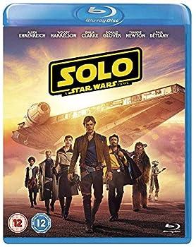 Solo  A Star Wars Story [Blu-ray] [2018] [Region Free]