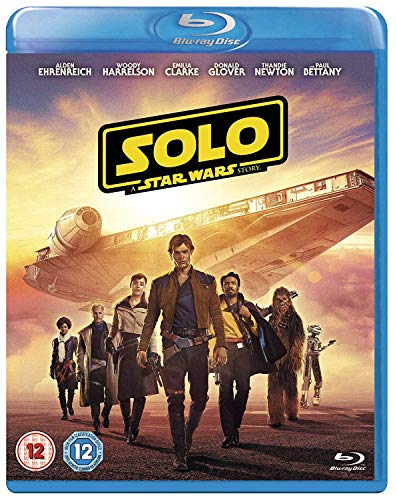 Solo: A Star Wars Story [Blu-ray] [UK Import]