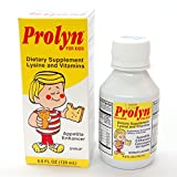 Prolyn for Kids Dietary Supplement Syrup 4 Oz (1PACK)