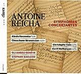 Anton Reicha : Symphonies concertantes. Kossenko, Siranossian, Coin, Melkonyan, MacLeod.