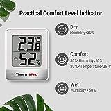 Zoom IMG-2 thermopro tp49 mini igrometro termometro