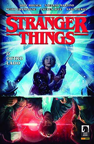 Stranger Things: O Outro Lado: Capa Dura