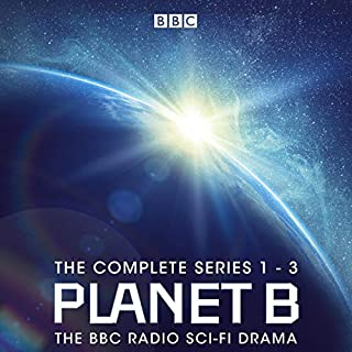 Planet B: The Complete Series 1-3 cover art