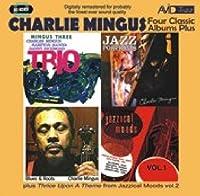 Mingus - Four Classic Albums Plus (import)