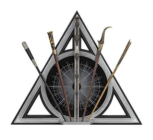 The Noble Collection Crimes of Grindelwald Set de varitas de coleccionista 9