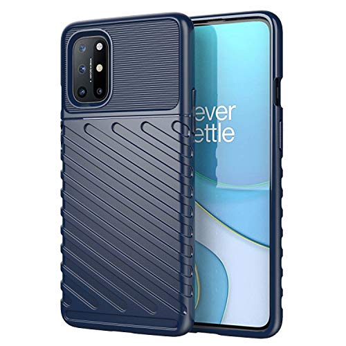 BAIDIYU Case for vivo Y72 5G, Anti Scratch, Shock Absorption Phone Cases Impact Resistant Protective, Phone Case for vivo Y72 5G.(Blue)