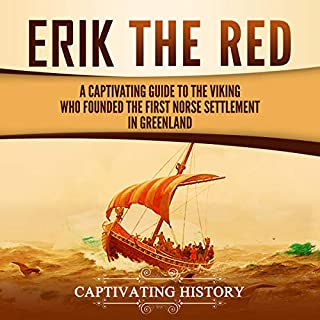 Erik the Red cover art