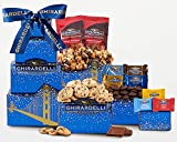 Happy Spring Ghirardelli Chocolate Gift Tower by Wine Country Gift Baskets, 2 Pound