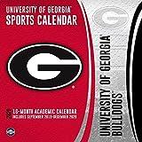 University of Georgia Bulldogs 2020 Calendar